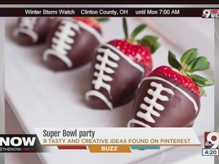 9 foods to make your Super Bowl party a winner
