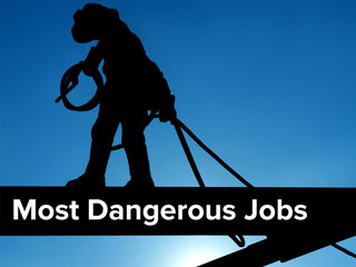 The most dangerous jobs in the Tri-State