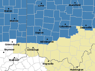 Winter Storm Watch issued for parts of Tri-State