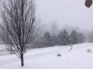 Snowfall hits the Tri-State (again) on Saturday
