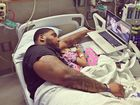 Leah Still moved to ICU after 'rough night'