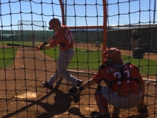 VIDEO: Day 2 of Reds training camp 'a circus'