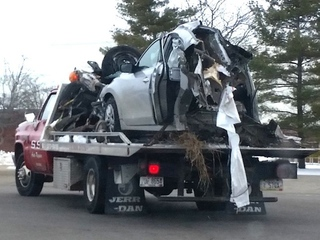 Coroner IDs 2 killed in Butler Co. wreck