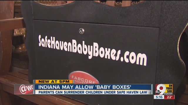 the safely surrendered baby law essay The iowa department of human services says a newborn baby has been surrendered to the custody of the state through the safe haven law the baby girl was born on april 10th and was released to dhs the day after her birth.