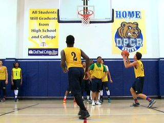 DePaul Cristo Rey's surprising run ends
