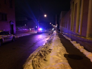 CPD: Robbery suspect shot by officers on Warsaw