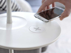 Ikea unveils wireless device charging furniture