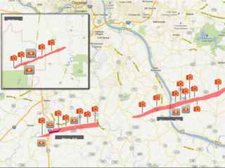 INTERACTIVE: Path of deadly 2012 tornadoes