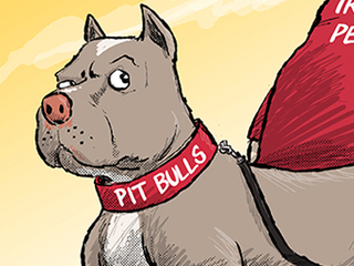 CARTOON: Is it the breed or the dog owner?