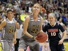Lauren Hill wins all-conference honors