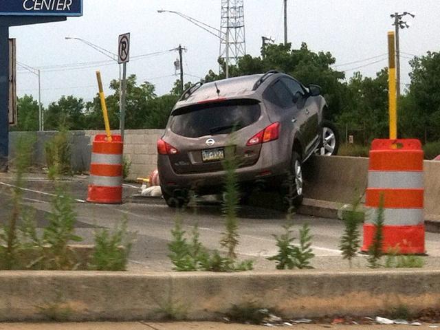 Cincinnatians can't drive - and we can prove it