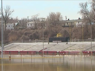Formidable flood puts a damper on Newport sports