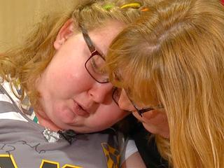 Lauren Hill closeup: Tears, laughs from a hero