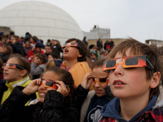 You Can Donate Your Eclipse Glasses To Schools Outside The US