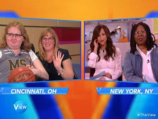 WATCH: Lauren Hill's interview on 'The View'