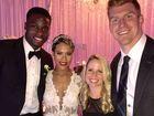 PHOTOS: A.J. Green's wedding
