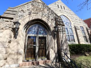 Home Tour: Living inside a church