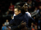 Pitino, Louisville going back to Sweet 16