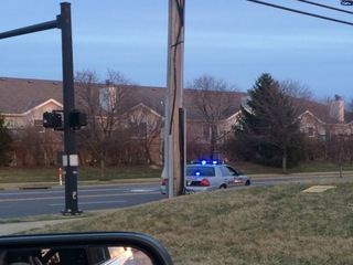 Driver: Teen walked out in front of SUV in Mason