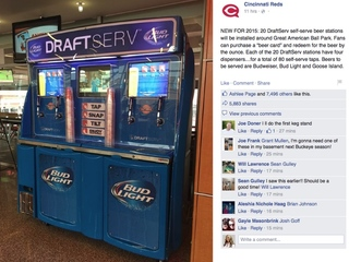 It's happening: Self-serve beer stations at GABP