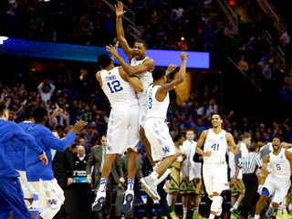 UK beats Notre Dame 68-66, heads to Final Four