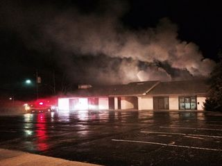 Fire causes extensive damage to Fairfield center