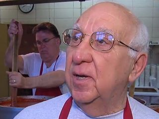 WATCH: Sacred Heart dinner served for 104th year
