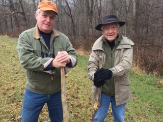 DJ: A walk in the woods with John Ruthven
