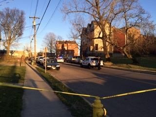 Police: Two men shot in Walnut Hills