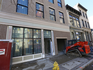 Downtown project is first new house in a century