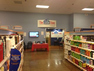 Kroger's Little Clinic puts up big numbers
