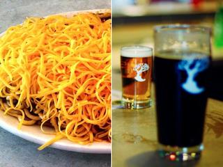 Does beer wash away taste of 'bad' Cincy chili?