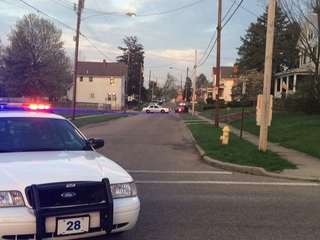 PD: Man barricaded himself in home, now at large
