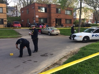 Police: Man, expecting mother shot in Mt. Airy