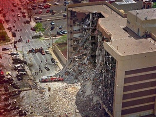 Nation marks 20th anniversary of OKC bombing