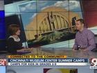 Build a light saber? Summer camp shows kids how