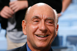 DJ: Dickie V always ready to lend his name