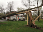 Tornado touched down in Kettering Sunday