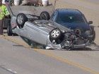 NB I-71 reopens after collision