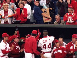 Reds celebrate 1990 World Champs this weekend