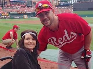 Schumaker hailed for kindness to cancer victim