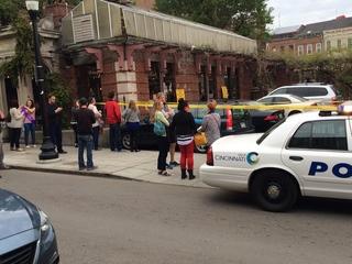 Police: 1 dead, 2 shot near OTR bar