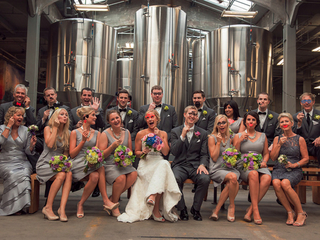 Have your wedding at Rhinegeist, New Riff