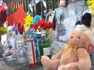 WATCH: Peace vigil for OTR shooting victim