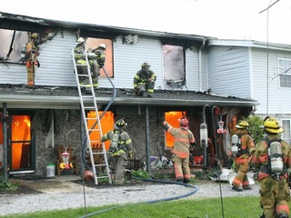 Mount Orab house fire