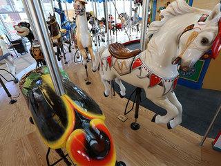 SNEAK PEEK: Carol Ann's Carousel at Smale Park
