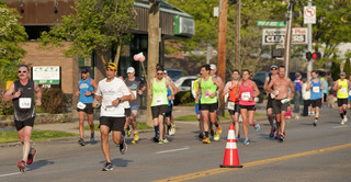 2015 Flying Pig Marathon: Race in pictures