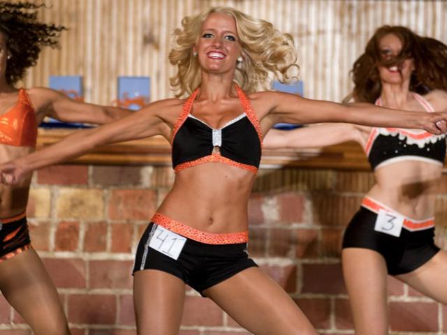 Cheerleader Auditions Porn Videos
