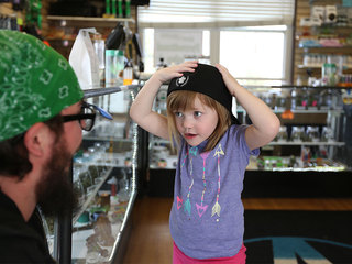 OH family moves daughter to CO for medical pot