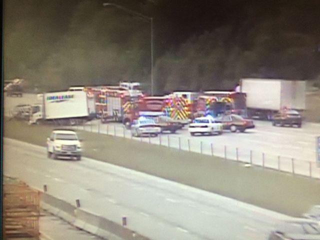 multi-vehicle ac...I 71 Accident Ohio